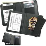 Combination Badge Case and Wallet