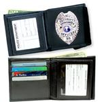 Double ID Badge Wallet - Dress