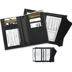 Double ID and Credit Card Wallet